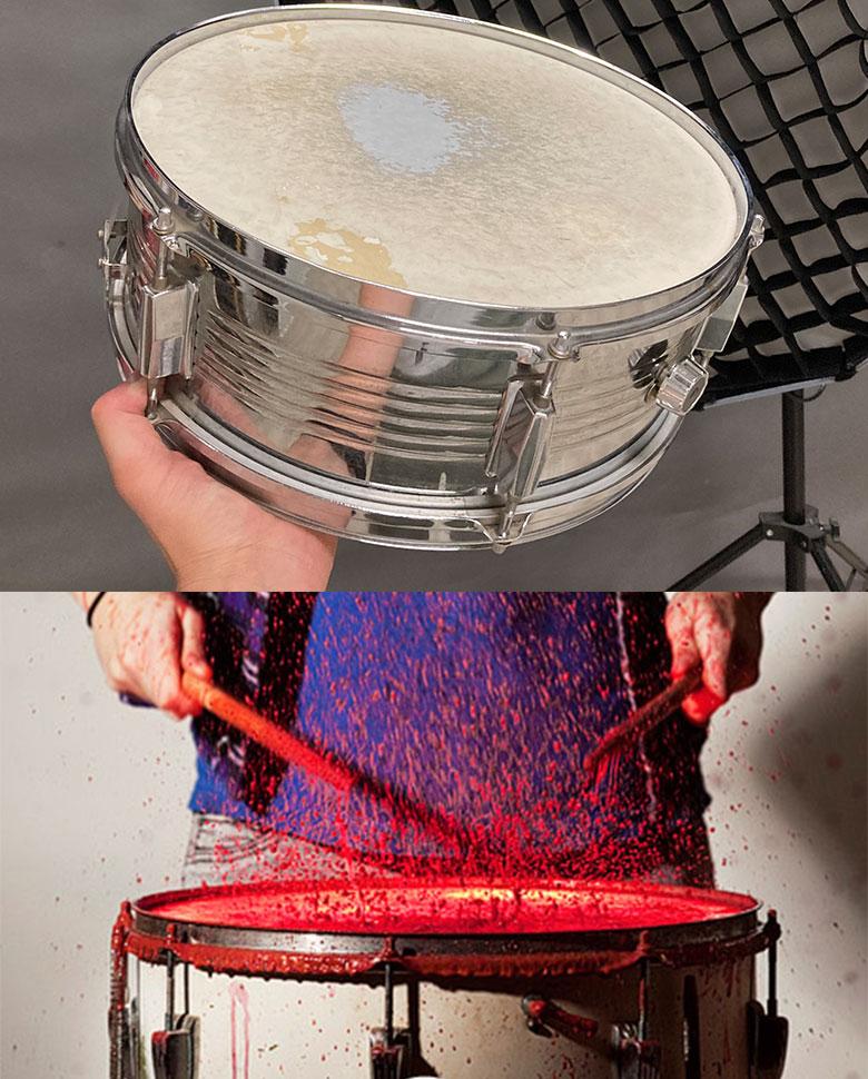 TFP Drum verf